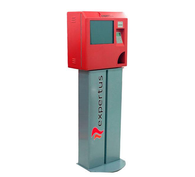 IK91 15 660x600 - Kiosko interactivo compacto IK91