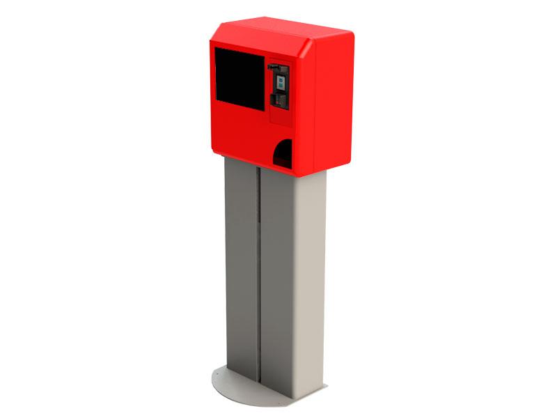 IK91 15 3 - Kiosko interactivo compacto IK91