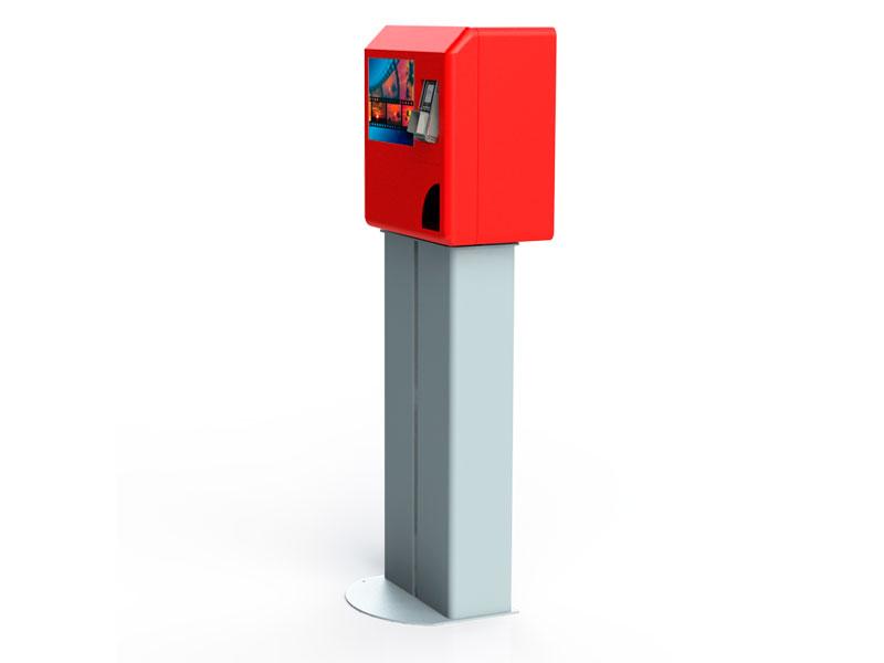 IK91 800x600 - Kiosko interactivo compacto IK91