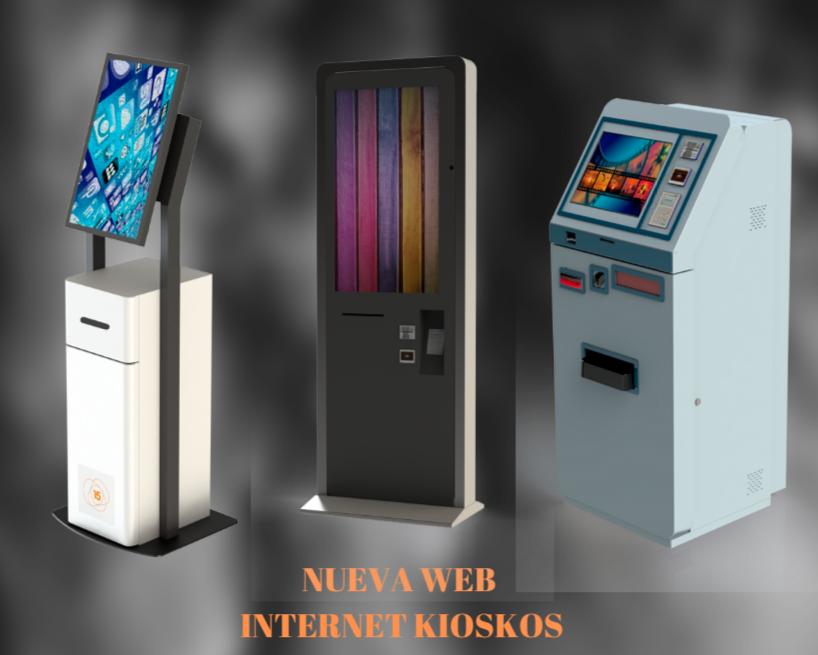 FOTO INTERNET KIOSKOS - ¡Bienvenidos a la nueva web de Internet Kioskos!
