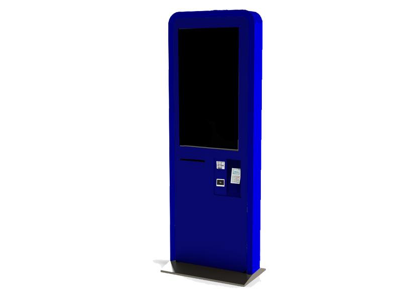 Kiosko digital IK55